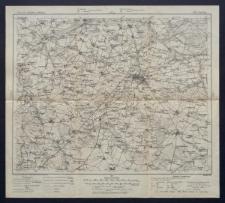 Karte des westlichen Russlands 1:100 000 - H 36. Radom