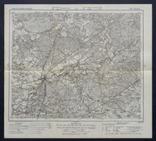 Karte des westlichen Russlands 1:100 000 - J 31. Wyszków
