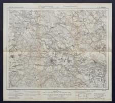 Karte des westlichen Russlands 1:100 000 - J 35. Kozienice