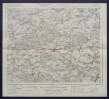 Karte des westlichen Russlands 1:100 000 - J 36. Zwoleń