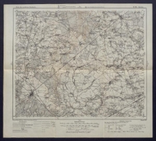 Karte des westlichen Russlands 1:100 000 - K 30. Ostrów