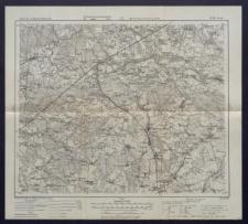 Karte des westlichen Russlands 1:100 000 - K 31. Brok