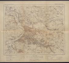 Karte des westlichen Russlands 1:100 000 - K 36. Nowo-Alekssandrija