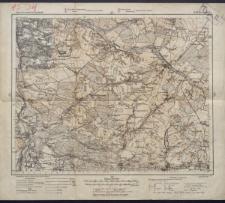 Karte des westlichen Russlands 1:100 000 - K 38. Kraśnik