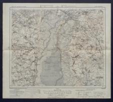 Karte des westlichen Russlands 1:100 000 - L 28. Goniondz