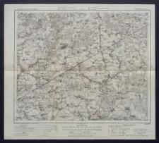 Karte des westlichen Russlands 1:100 000 - L 30. Mazowieck