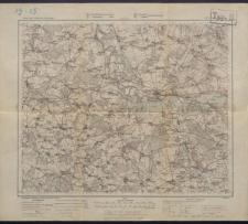 Karte des westlichen Russlands 1:100 000 - L 32. Drohiczyn a/Bug