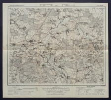 Karte des westlichen Russlands 1:100 000 - L 35. Kock