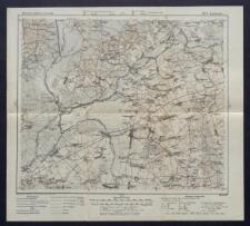 Karte des westlichen Russlands 1:100 000 - M 27. Suchowola