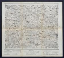 Karte des westlichen Russlands 1:100 000 - M 31. Boćki