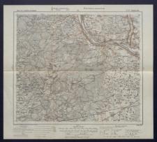 Karte des westlichen Russlands 1:100 000 - N 22. Sapieżyszki