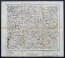 Karte des westlichen Russlands 1:100 000 - N 23. Marjampol