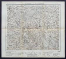 Karte des westlichen Russlands 1:100 000 - N 24. Simno