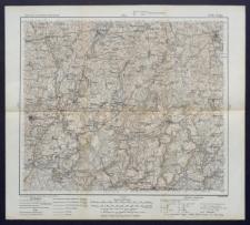 Karte des westlichen Russlands 1:100 000 - N 25. Sejny