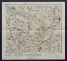 Karte des westlichen Russlands 1:100 000 - N 27. Grodno (West)