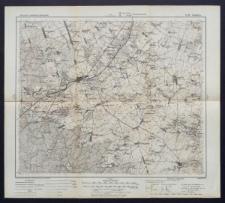 Karte des westlichen Russlands 1:100 000 - N 28. Sokółka