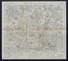 Karte des westlichen Russlands 1:100 000 - N 36. Opalin