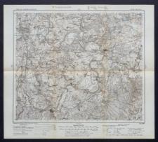 Karte des westlichen Russlands 1:100 000 - O 25. Merecz