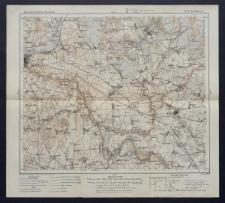 Karte des westlichen Russlands 1:100 000 - O 27. Grodno (Ost)