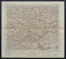 Karte des westlichen Russlands 1:100 000 - P 23. Sumiliszki