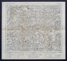 Karte des westlichen Russlands 1:100 000 - P 27. Ostryna