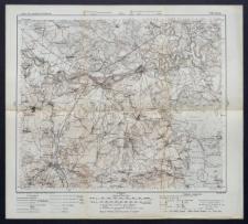 Karte des westlichen Russlands 1:100 000 - P 28. Mosty