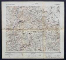 Karte des westlichen Russlands 1:100 000 - P 29. Wołkowysk