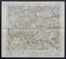 Karte des westlichen Russlands 1:100 000 - Q 24. Olkieniki