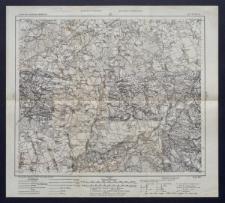 Karte des westlichen Russlands 1:100 000 - Q 27. Bielica