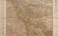 Atlas geologiczny Galicyi 1:75 000 - Pas 4 Słup X Rawa Ruska