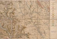 Atlas geologiczny Galicyi 1:75 000 - Pas 6 Słup XIII Pomorzany