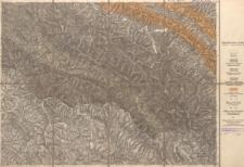 Atlas geologiczny Galicyi 1:75 000 - Pas 8 Słup VIII Dydiowa