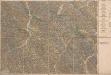 Atlas geologiczny Galicyi 1:75 000 - Pas 9 Słup X Tuchla