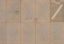 Atlas geologiczny Galicyi 1:75 000 - Pas 10 Słup XII Nadwórna
