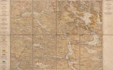 Atlas geologiczny Galicyi 1:75 000 - Pas 5 Słup X Jaworów i Gródek