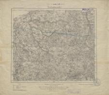Karte des Deutschen Reiches 1:100 000 - 73. Heiligenbeil