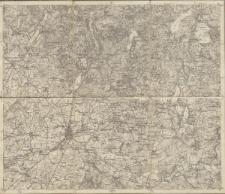 Karte des Deutschen Reiches 1:100 000 - 82. Neumünster