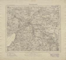 Karte des Deutschen Reiches 1:100 000 - 119. Demmin