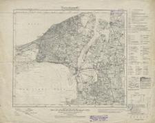 Karte des Deutschen Reiches 1:100 000 - 122. Wollin