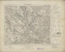 Karte des Deutschen Reiches 1:100 000 - 157. Labes