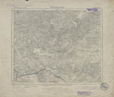 Karte des Deutschen Reiches 1:100 000 - 159. Neustettin