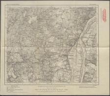 Karte des Deutschen Reiches 1:100 000 - 163. Neuenburg