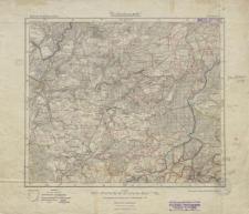 Karte des Deutschen Reiches 1:100 000 - 192. Flatow