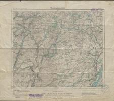Karte des Deutschen Reiches 1:100 000 - 194. Crone a.d. Brahe