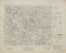 Karte des Deutschen Reiches 1:100 000 - 199. Neidenburg