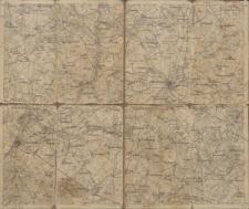 Karte des Deutschen Reiches 1:100 000 - 213. Perleberg
