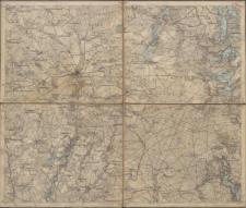 Karte des Deutschen Reiches 1:100 000 - 214. Wittstock