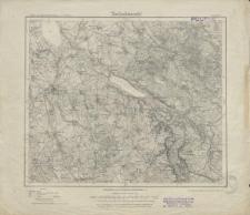 Karte des Deutschen Reiches 1:100 000 - 219. Pyritz