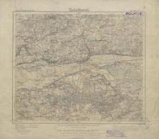 Karte des Deutschen Reiches 1:100 000 - 224. Nakel a.d. Netze