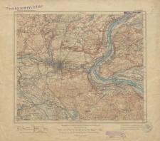 Karte des Deutschen Reiches 1:100 000 - 225. Bromberg